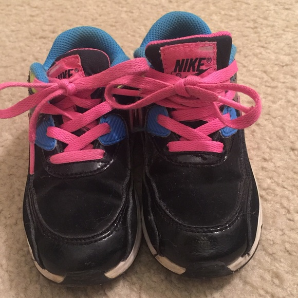 best sneakers 925f0 a8911 Toddler girls Nike Air Max 9C
